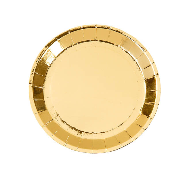 Party camel modern metallics canape plate for What is a canape plate