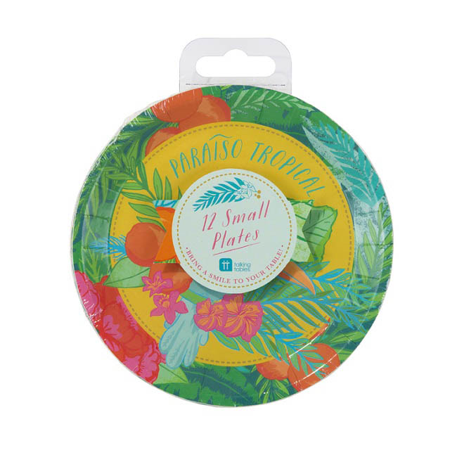 Party camel tropical fiesta canape plates for What are canape plates