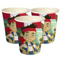 Jake & the Neverland Pirates Party Cups