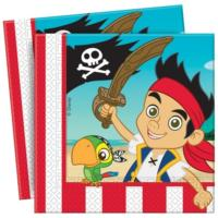 Jake & the Neverland Pirates Party Napkins