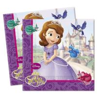 Sofia The First Paper Napkins