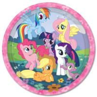 My Little Pony Paper Plates