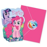 My Little Pony Invitation Cards