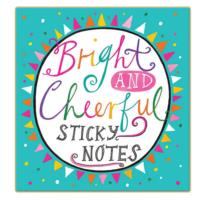 Bright & Cheerful Sticky Notes