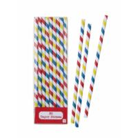 Mix & Match Straw Multi