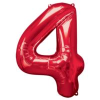 Number 4 Balloon - 34