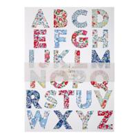 Liberty Large Alphabet Sticker