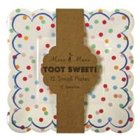 Toot Sweet Spotty Small Plate
