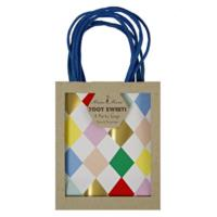 Toot Sweet Harlequin Party Bag