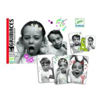 Grimaces Card Game
