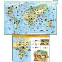 Observation Puzzle - World