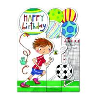 Whippersnappers - Happy Birthday Footballer