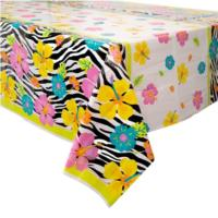 Wild Luau Table Cover