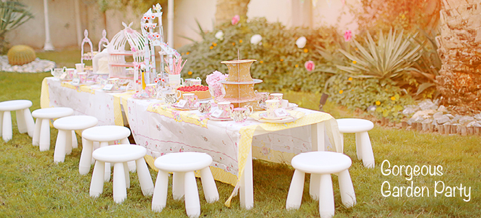 Party supplies dubai party camel this gorgeous garden party was hosted by one of our favourite customers dana abdullah dana delighted her guests with a very pretty tea party using our junglespirit Image collections