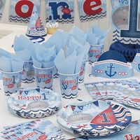 Nautical 1st Birthday