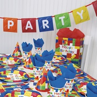 Lego Blocks Party