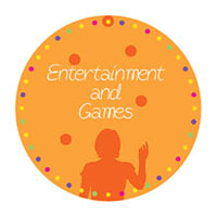 Entertainment and Games