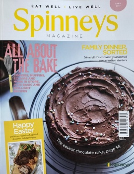 Spinneys Food Magazine