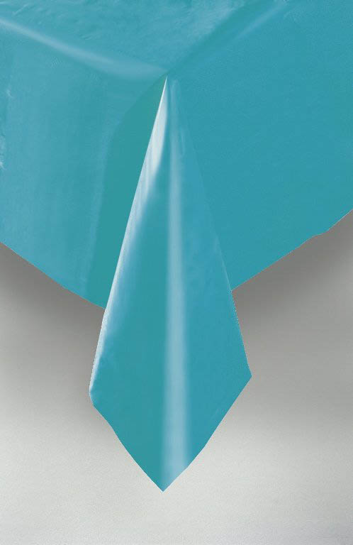 Party Camel Caribbean Teal Table Cover