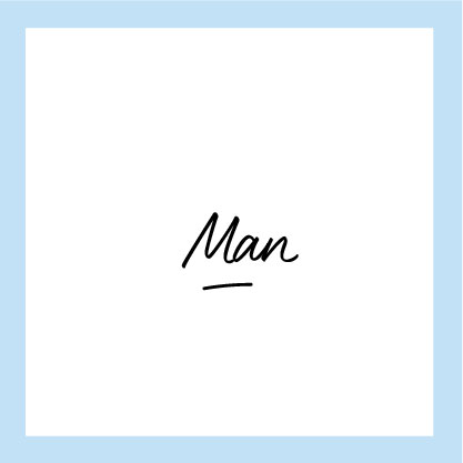 Man Greeting Cards