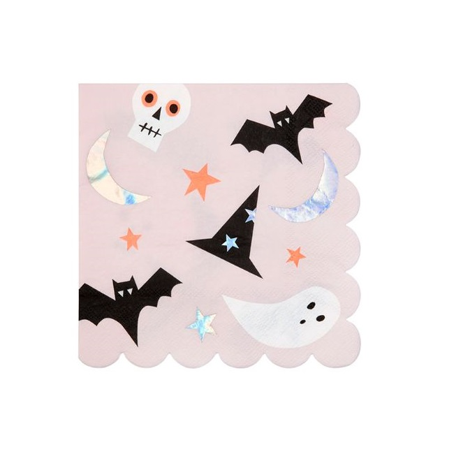 Halloween Fun Large Napkins