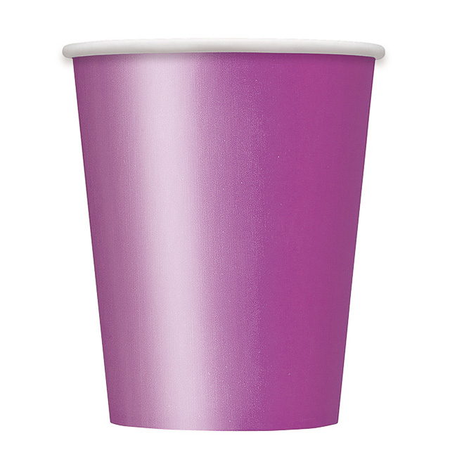 Pretty Purple Cup (9oz)
