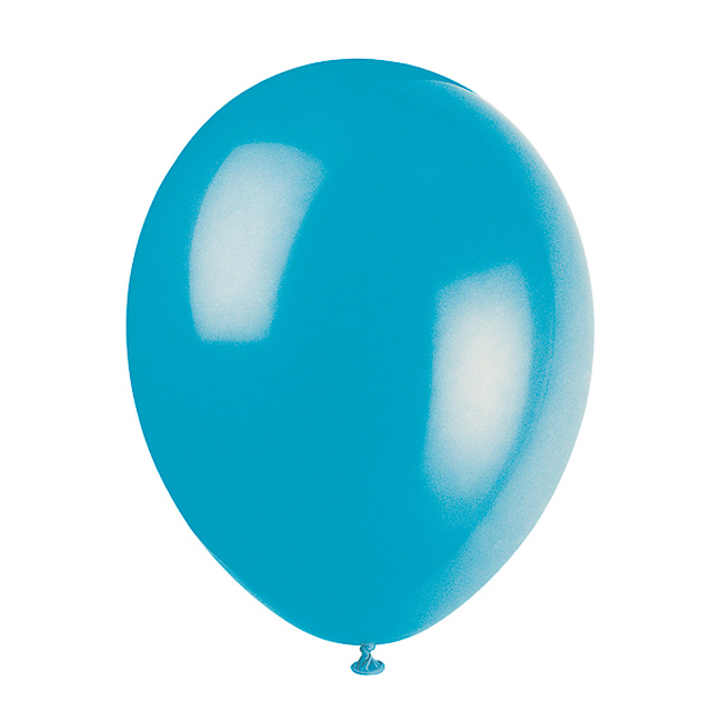 Turquoise Balloon Pack