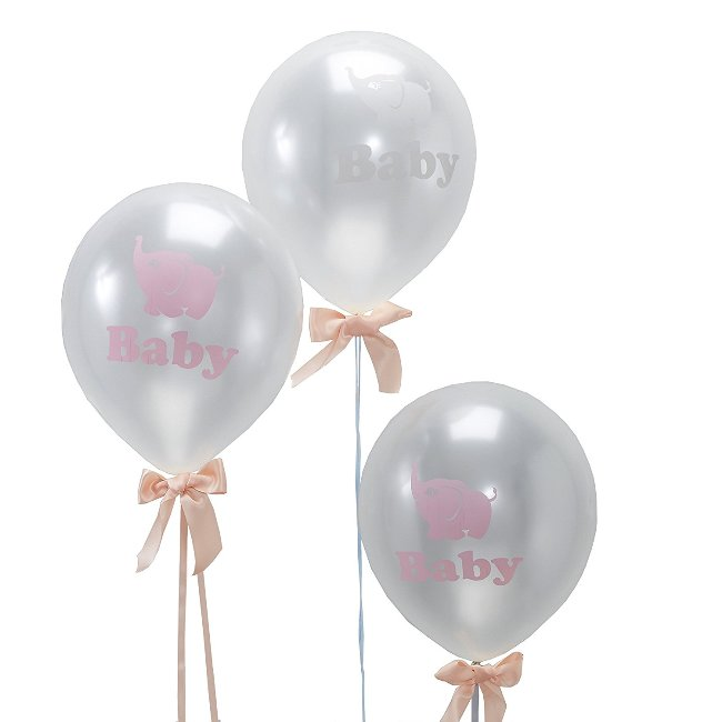 Little One Baby Balloons