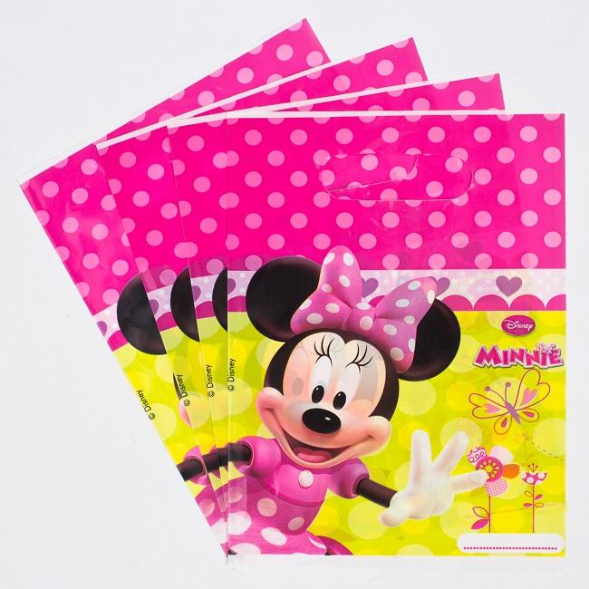 Loot Bags 1st Birthday Boys Balloons 8 Pk: Disney Party Bags