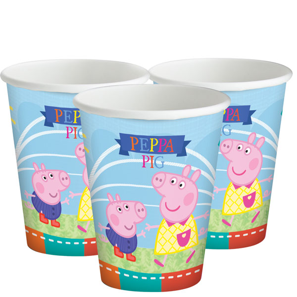 Peppa & George Cups