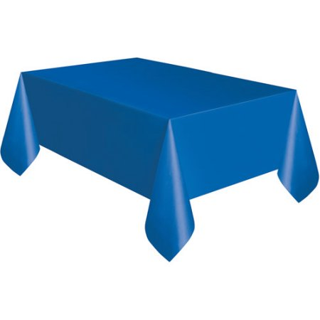 Royal Blue Table Cover