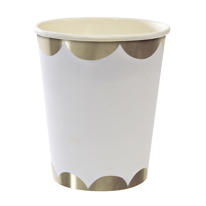 TS Silver Party Cup