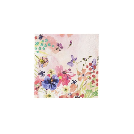 Blossom Girls Cocktail Napkin