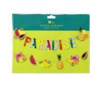 Tropical Fiesta Paradise Fruit Garland