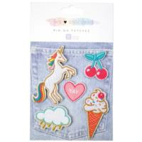 We Heart Unicorn Patches