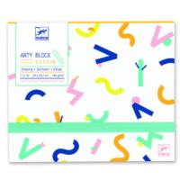 Arty Block - Drawing Paper
