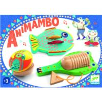 Animambo Set Of 3 Percussions