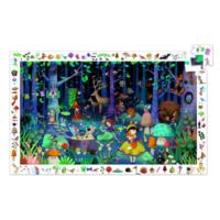 Observation Puzzle Enchanted Forest