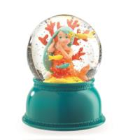 Snow Ball Night Lights Mermaid