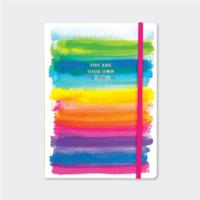 A5 Notebook - You Are Your Own Rainbow