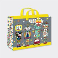 Gift Bag - Robots - Large