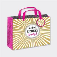 Gift Bag - Pink Fizz - Large