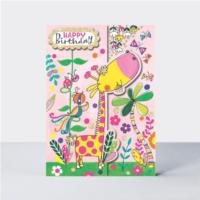 Wild Things - Happy Birthday Giraffe