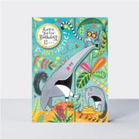 Wild Things - F-ant-astic Birthday Anteater