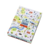 Map Puzzle London - 250pcs