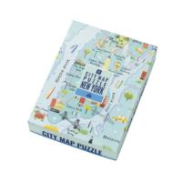 Map Puzzle New York - 250pcs
