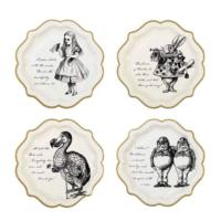 Truly Alice Medium Plate