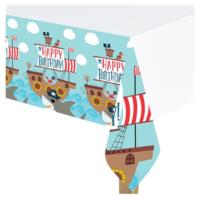 Ahoy Birthday Table cover