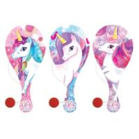 Unicorn Paddle Bat & Ball