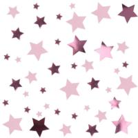 Little Star Pink - Table Scatters